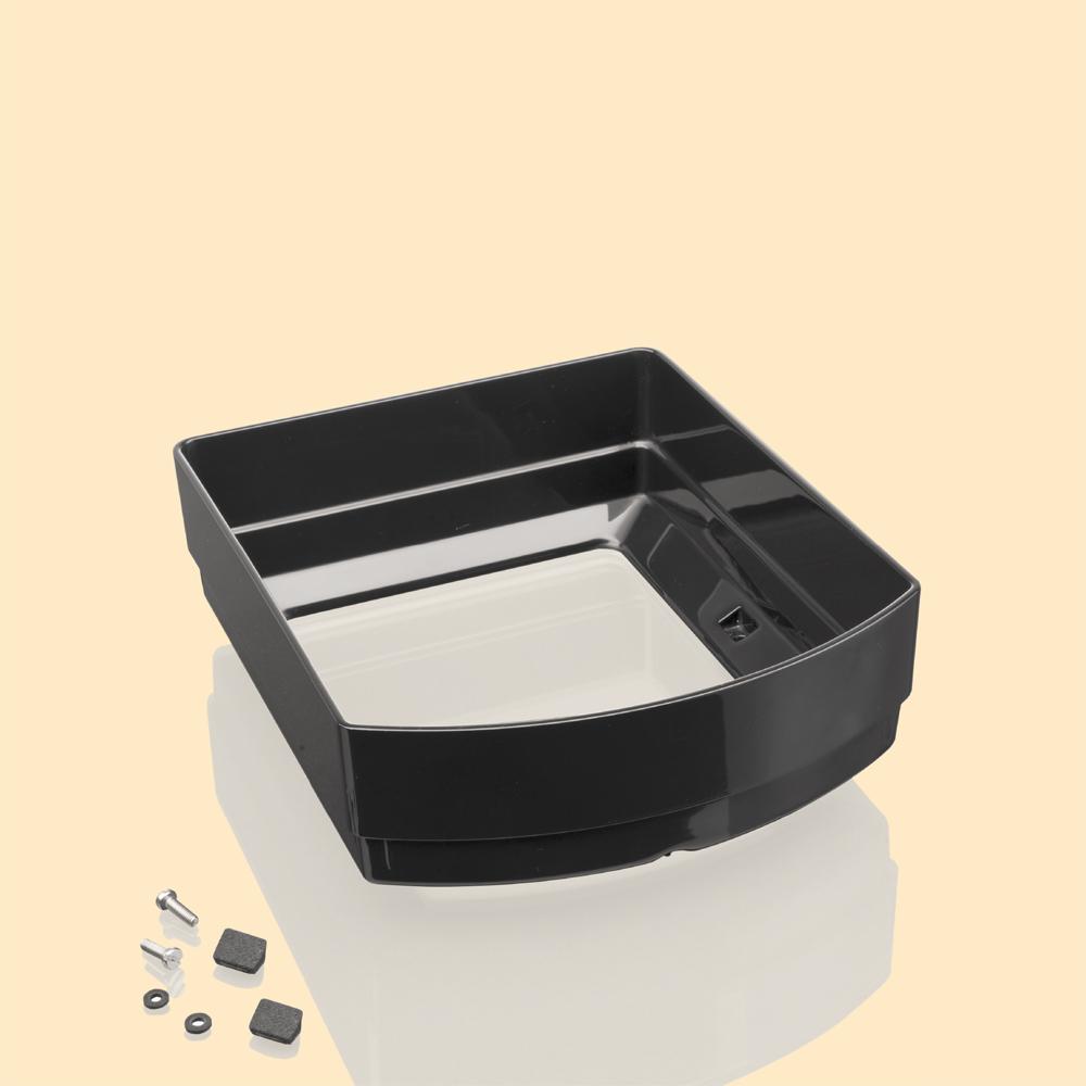 Zusatzbohnenbehälter