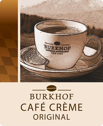 Burkhof Café Crème Original
